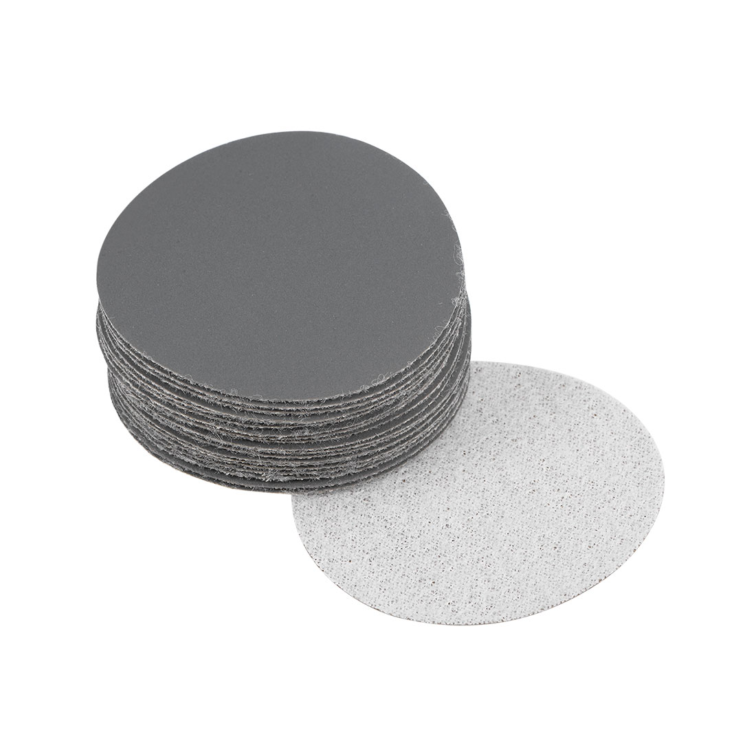 2 inch Wet Dry Discs 1500 Grit Hook and Loop Sanding Disc Silicon Carbide 20pcs