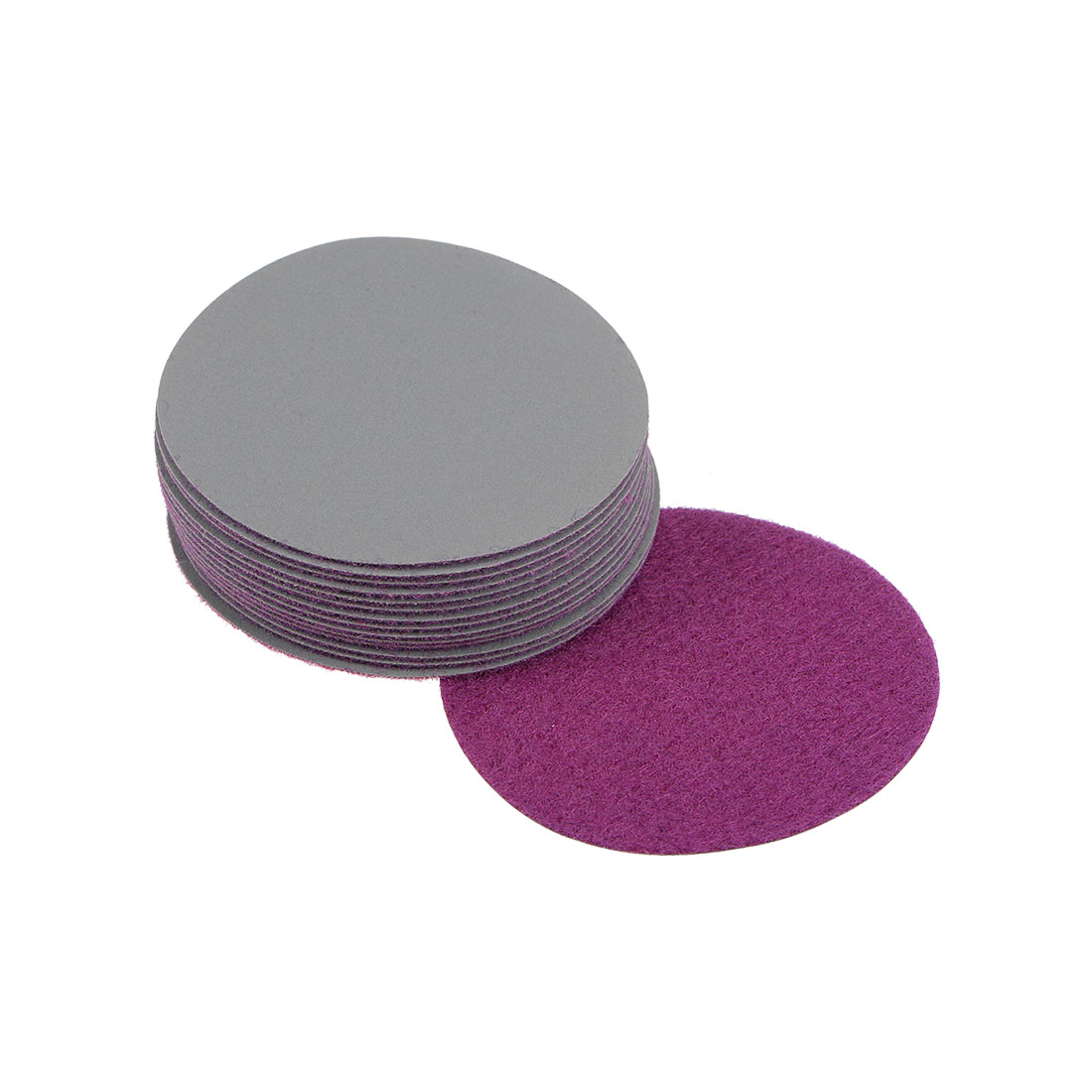 2 inch Wet Dry Discs 2000 Grit Hook and Loop Sanding Disc Silicon Carbide 15pcs