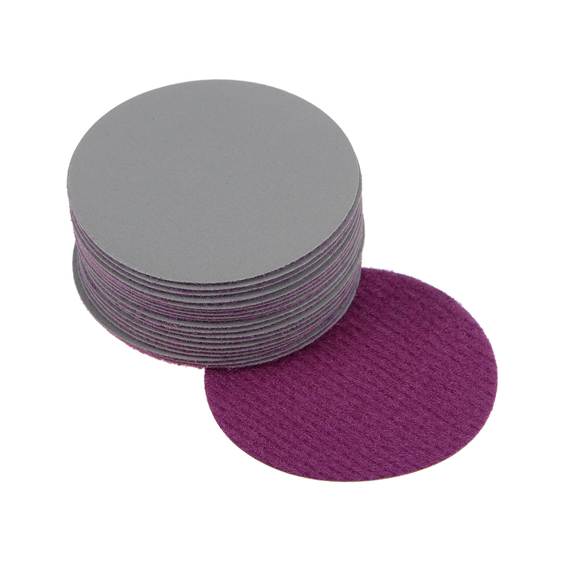 2 inch Wet Dry Discs 2000 Grit Hook and Loop Sanding Disc Silicon Carbide 20pcs