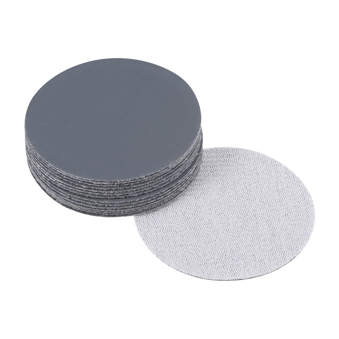 2 inch Wet Dry Discs 2500 Grit Hook and Loop Sanding Disc Silicon Carbide 15pcs