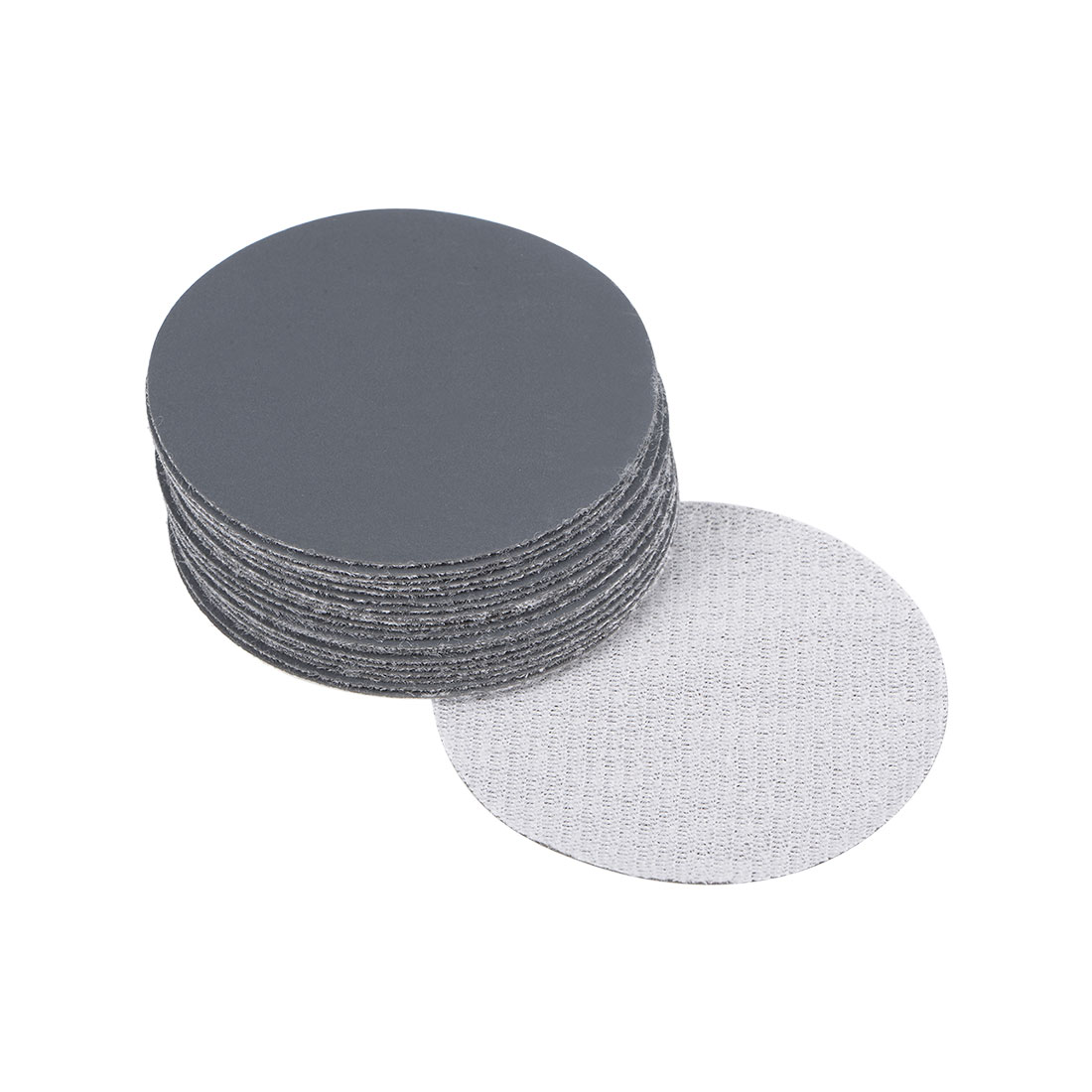 2 inch Wet Dry Discs 2500 Grit Hook and Loop Sanding Disc Silicon Carbide 20pcs