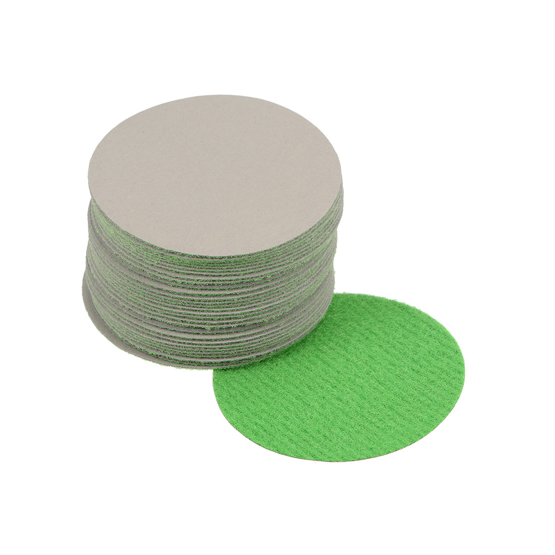 2 inch Wet Dry Discs 3000 Grit Hook and Loop Sanding Disc Silicon Carbide 30pcs