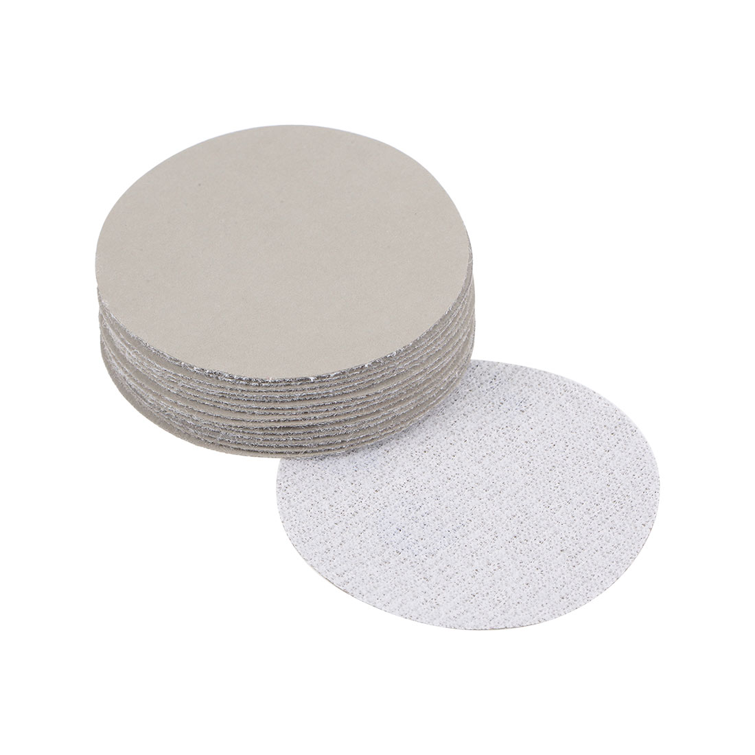 2 inch Wet Dry Discs 4000 Grit Hook and Loop Sanding Disc Silicon Carbide 15pcs
