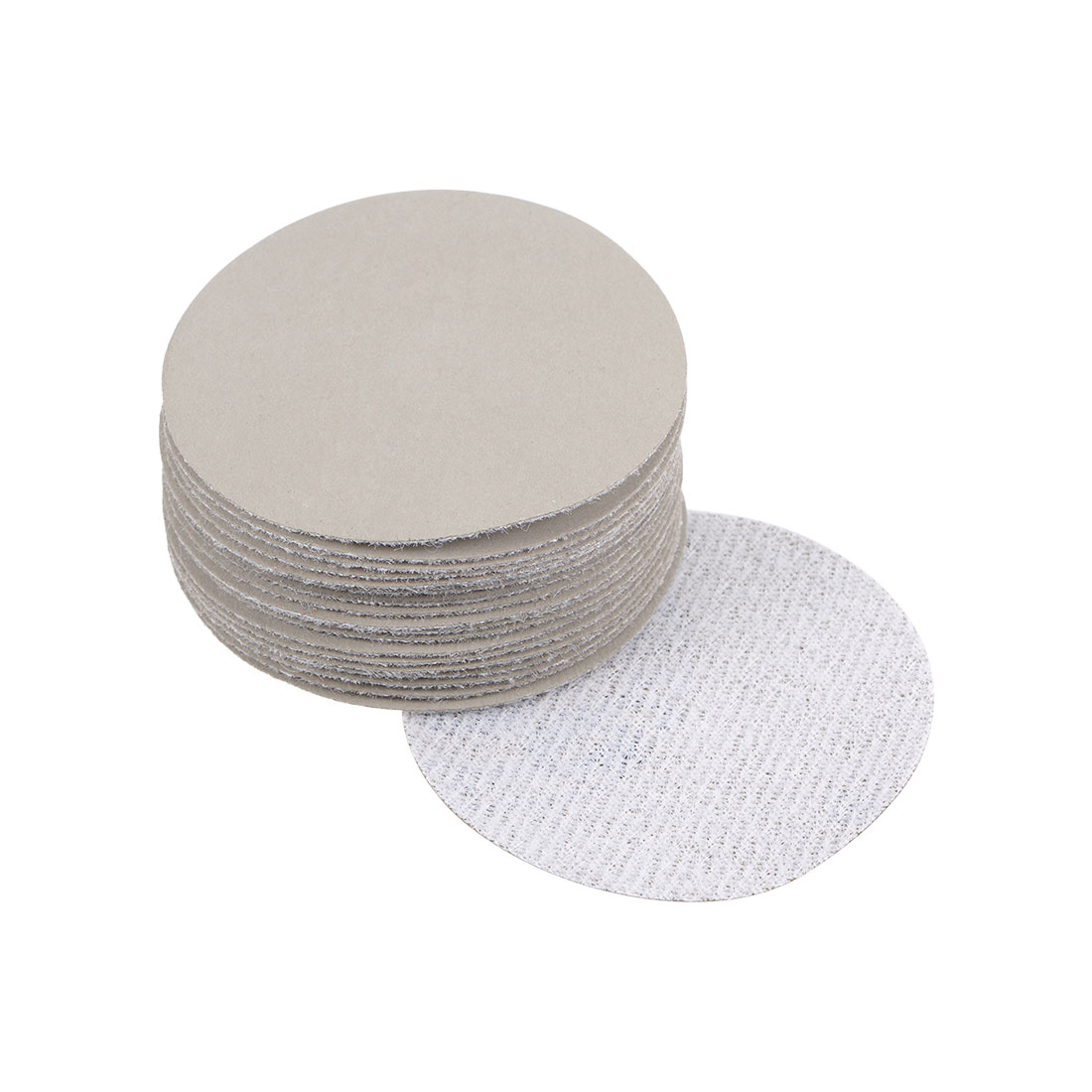 2 inch Wet Dry Discs 4000 Grit Hook and Loop Sanding Disc Silicon Carbide 20pcs