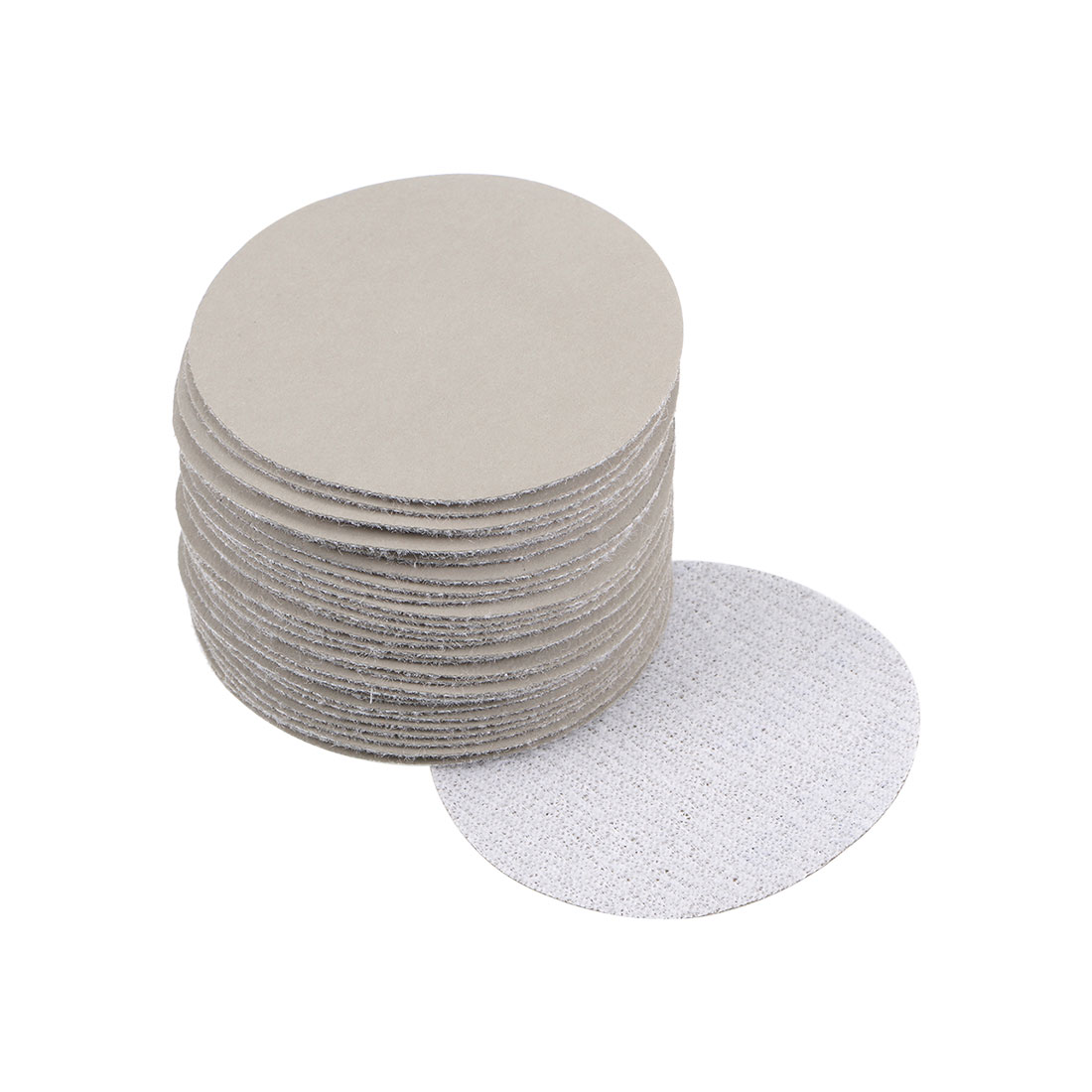 2 inch Wet Dry Discs 5000 Grit Hook and Loop Sanding Disc Silicon Carbide 30pcs
