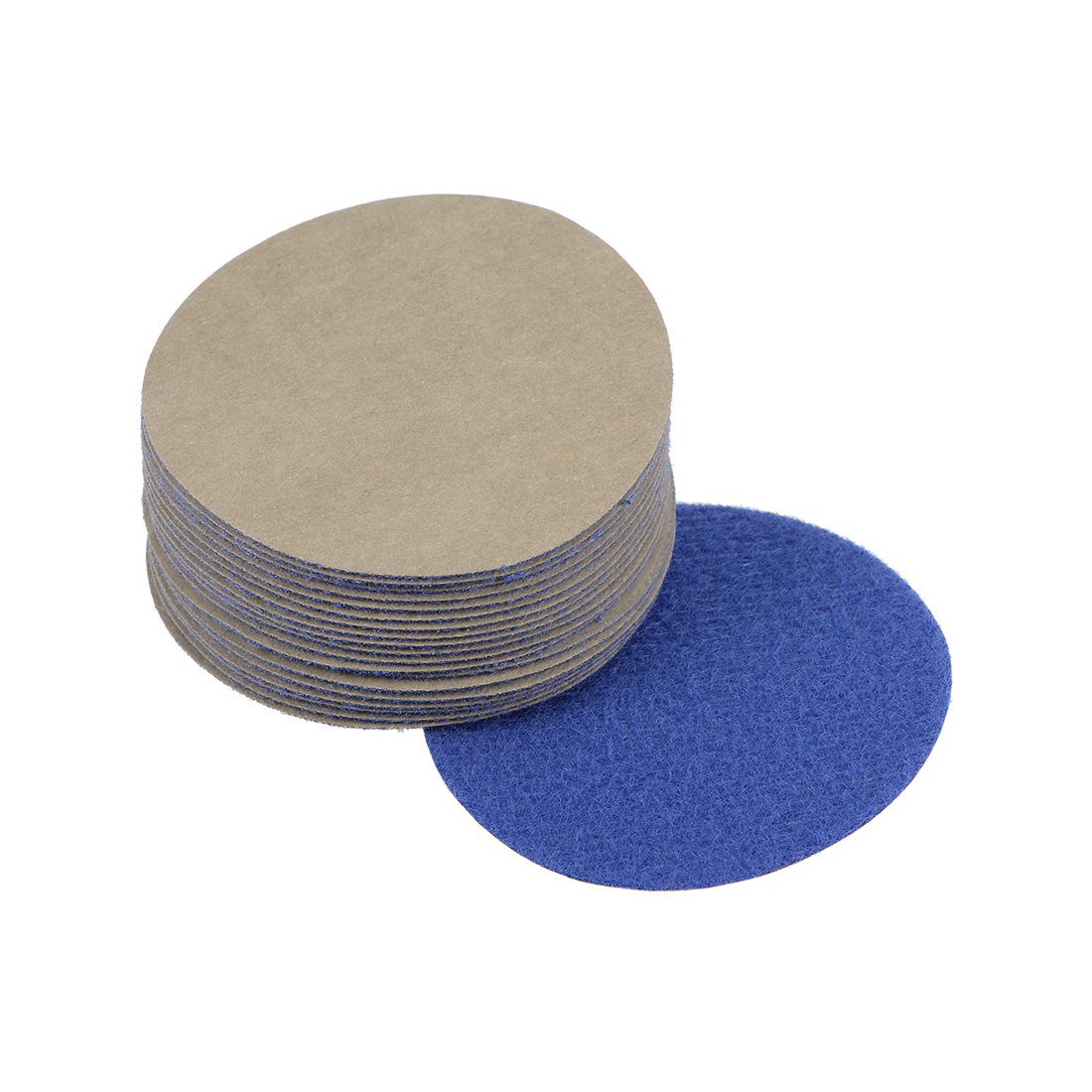 2 inch Wet Dry Discs 7000 Grit Hook and Loop Sanding Disc Silicon Carbide 20pcs