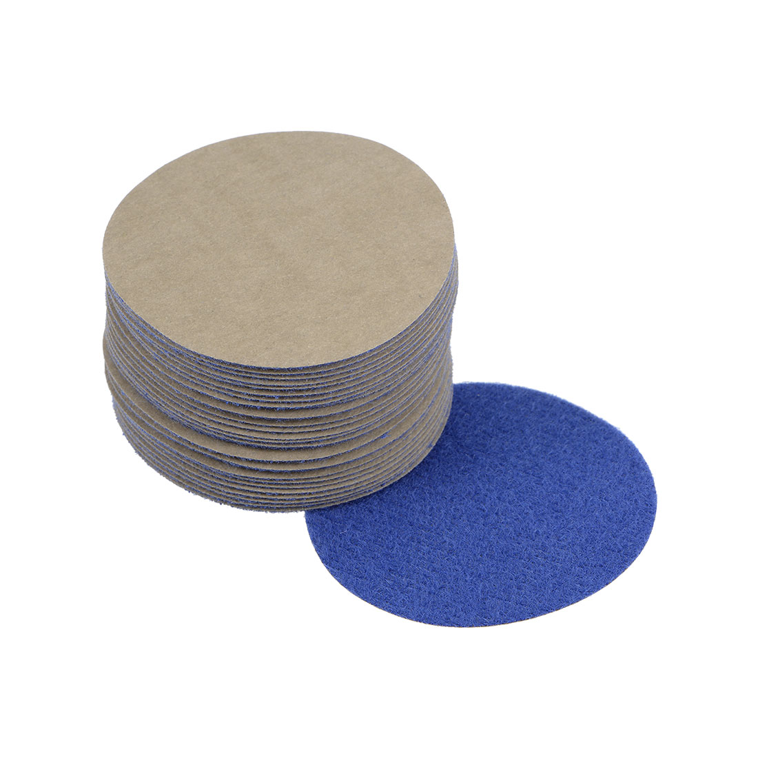 2 inch Wet Dry Discs 7000 Grit Hook and Loop Sanding Disc Silicon Carbide 30pcs