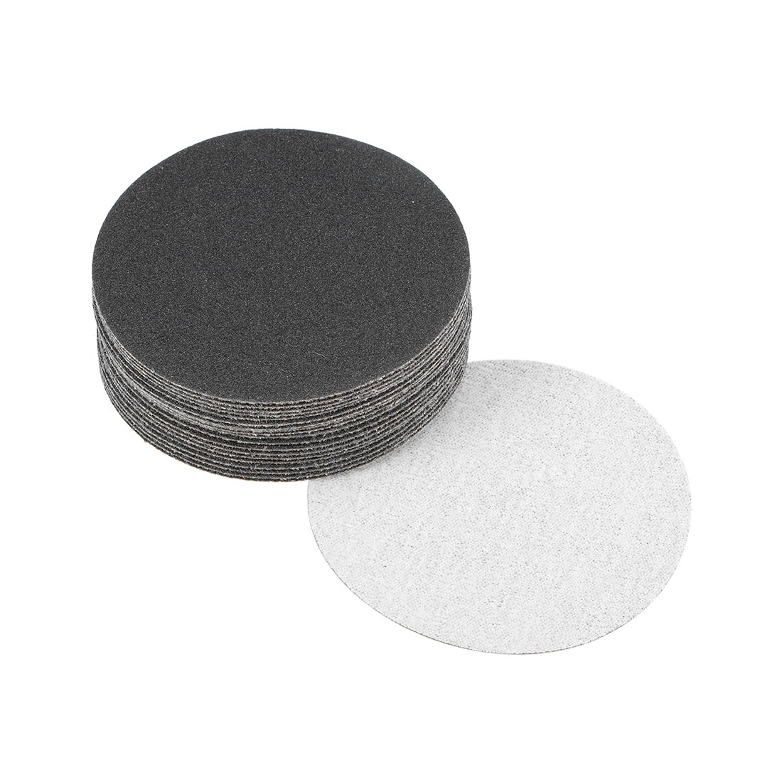 3 inch Wet Dry Discs 150 Grit Hook and Loop Sanding Disc Silicon Carbide 20pcs