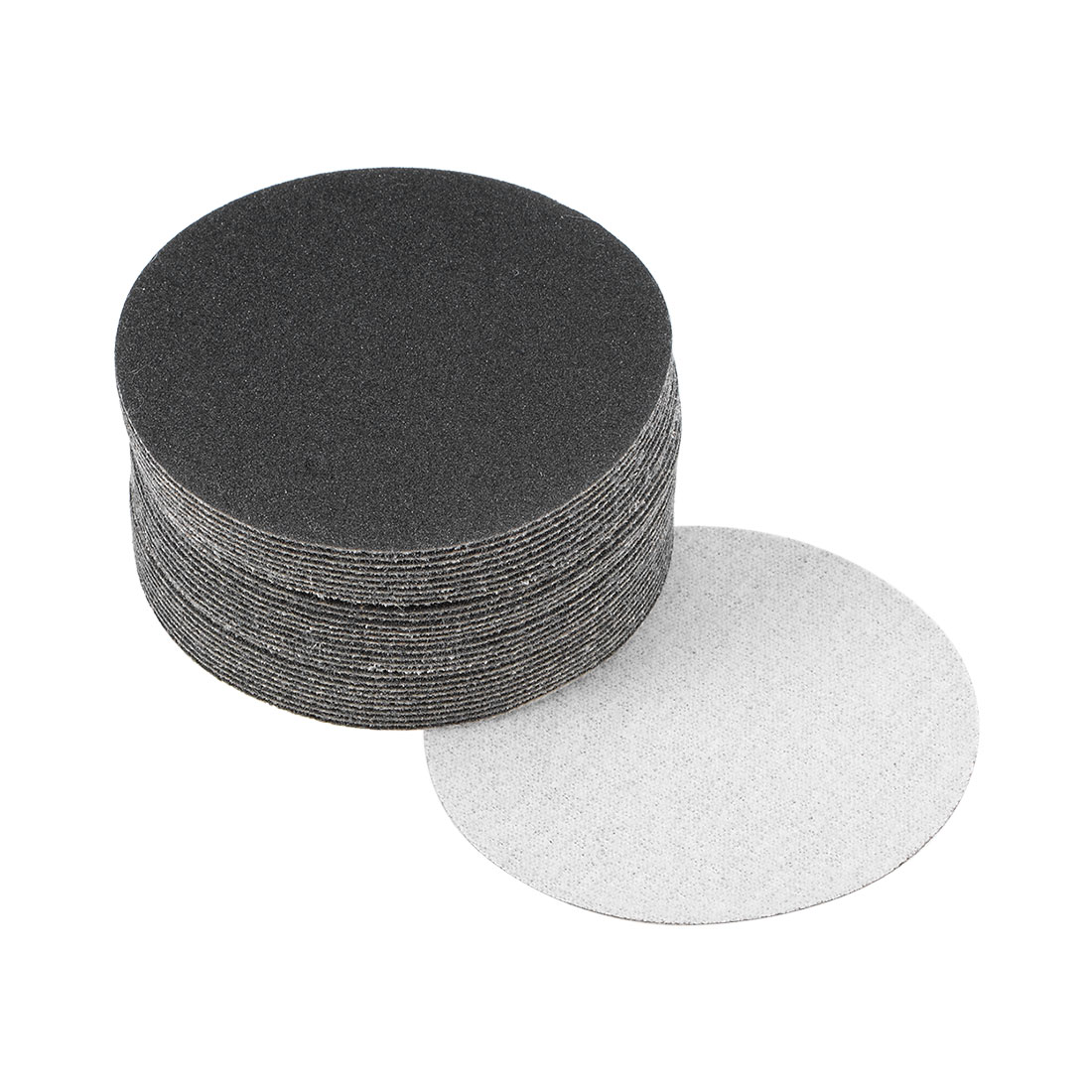 3 inch Wet Dry Discs 150 Grit Hook and Loop Sanding Disc Silicon Carbide 30pcs