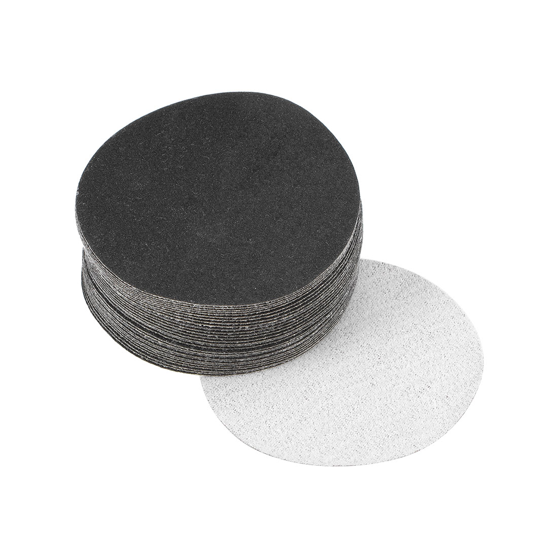 3 inch Wet Dry Discs 240 Grit Hook and Loop Sanding Disc Silicon Carbide 30pcs