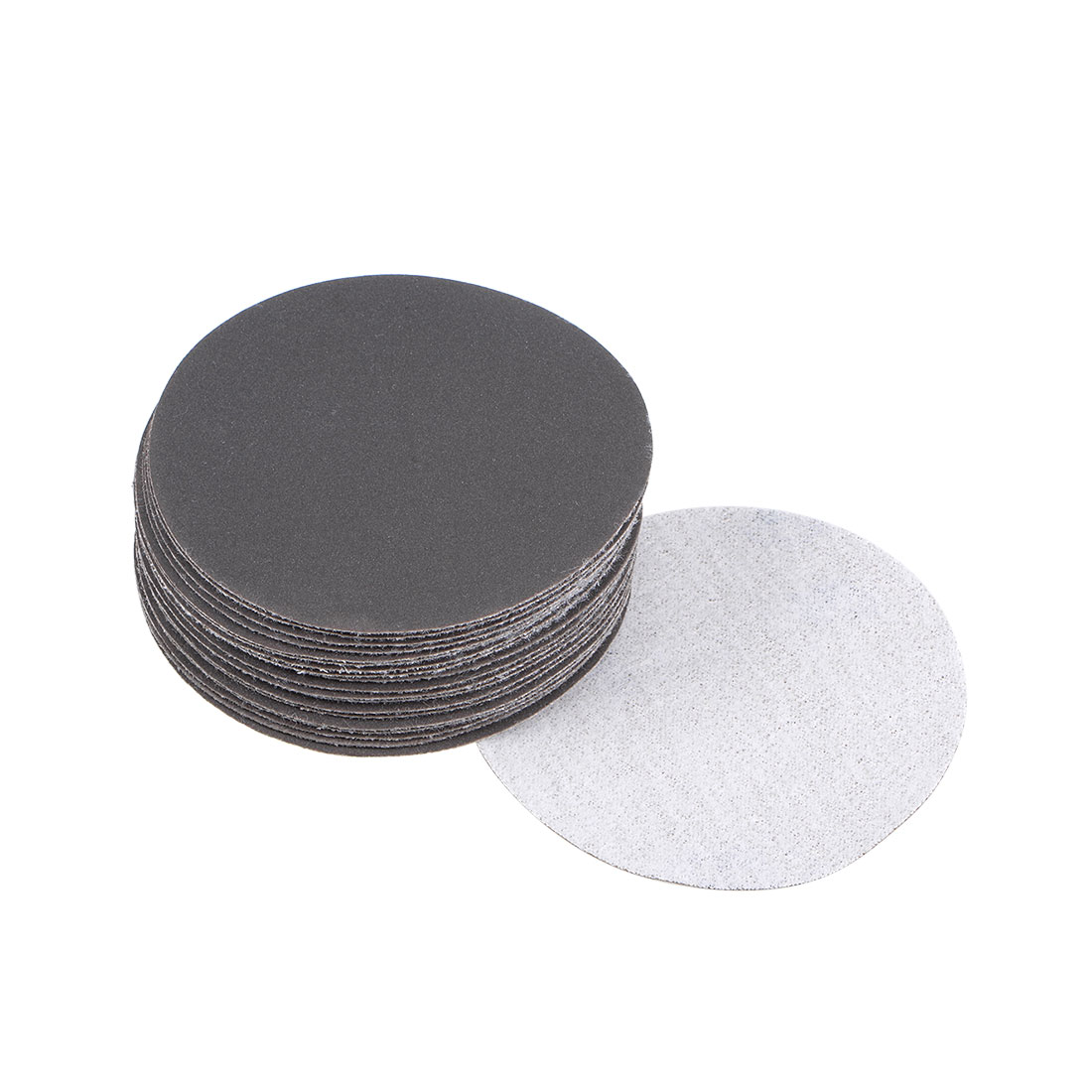3 inch Wet Dry Discs 600 Grit Hook and Loop Sanding Disc Silicon Carbide 20pcs