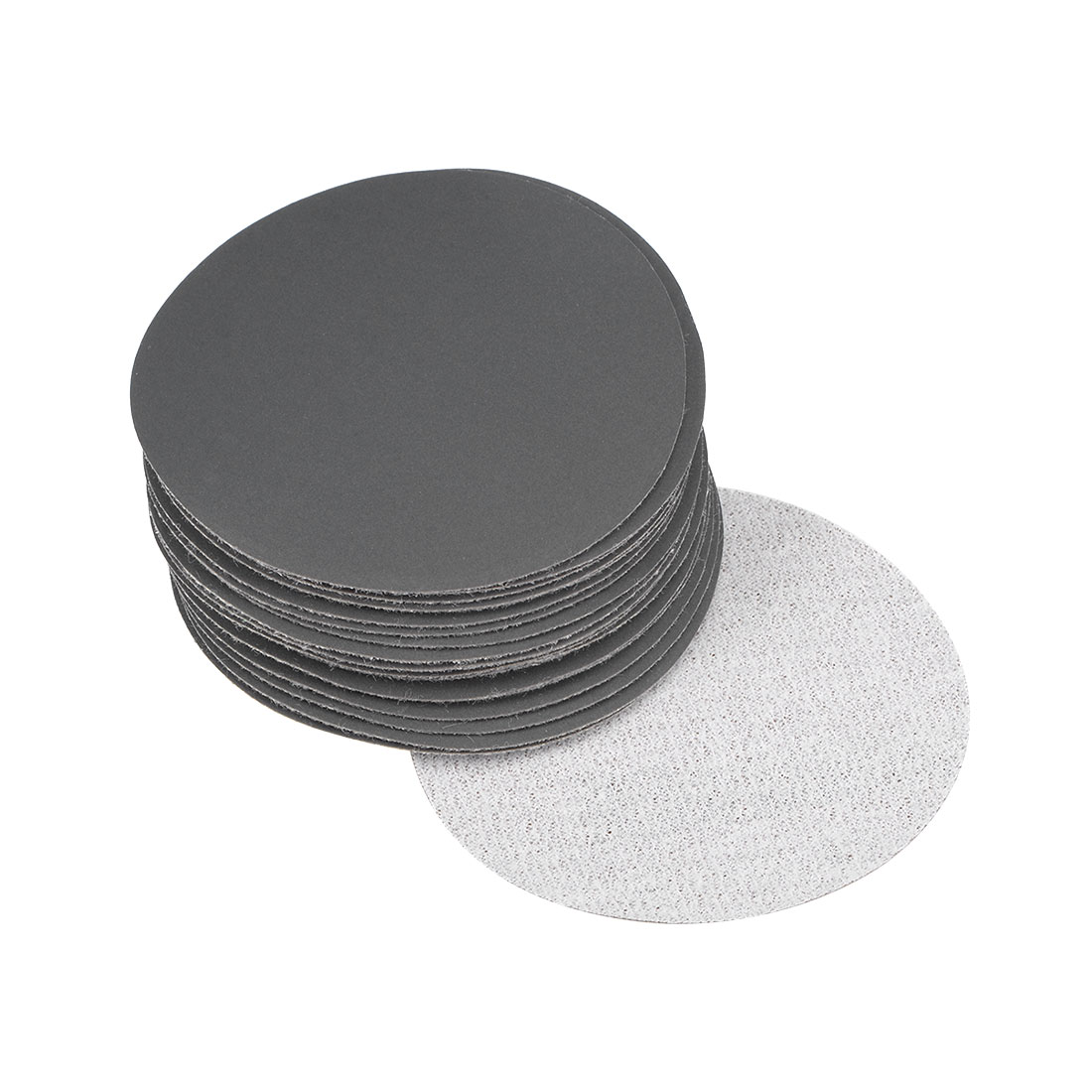 3 inch Wet Dry Discs 1200 Grit Hook and Loop Sanding Disc Silicon Carbide 20pcs