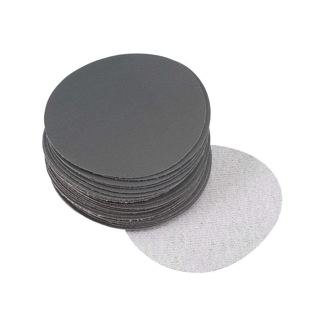 3 inch Wet Dry Discs 1200 Grit Hook and Loop Sanding Disc Silicon Carbide 30pcs