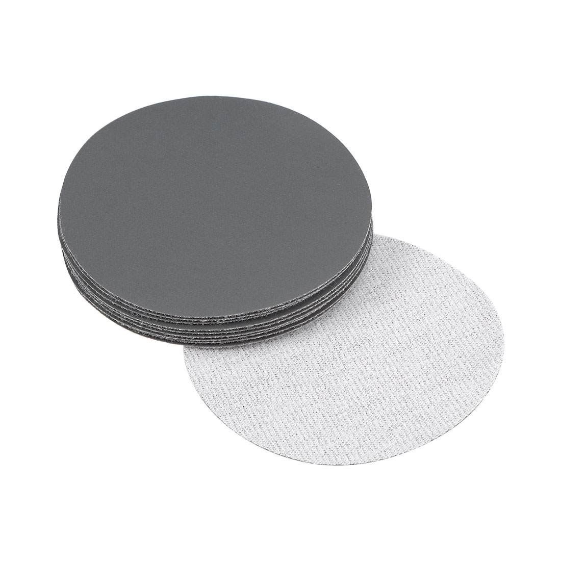 3 inch Wet Dry Discs 1500 Grit Hook and Loop Sanding Disc Silicon Carbide 10pcs