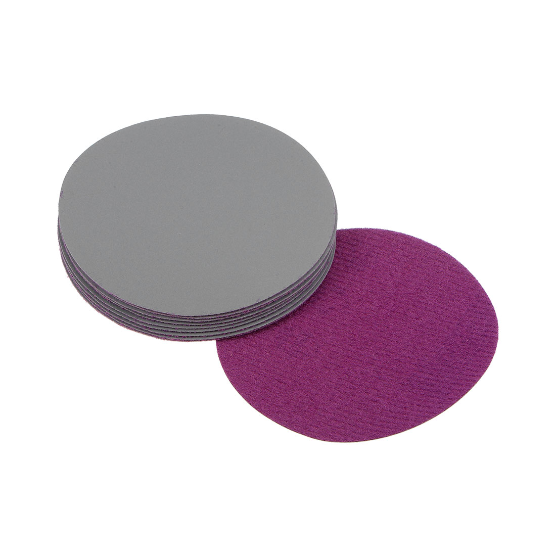 3 inch Wet Dry Discs 2000 Grit Hook and Loop Sanding Disc Silicon Carbide 10pcs