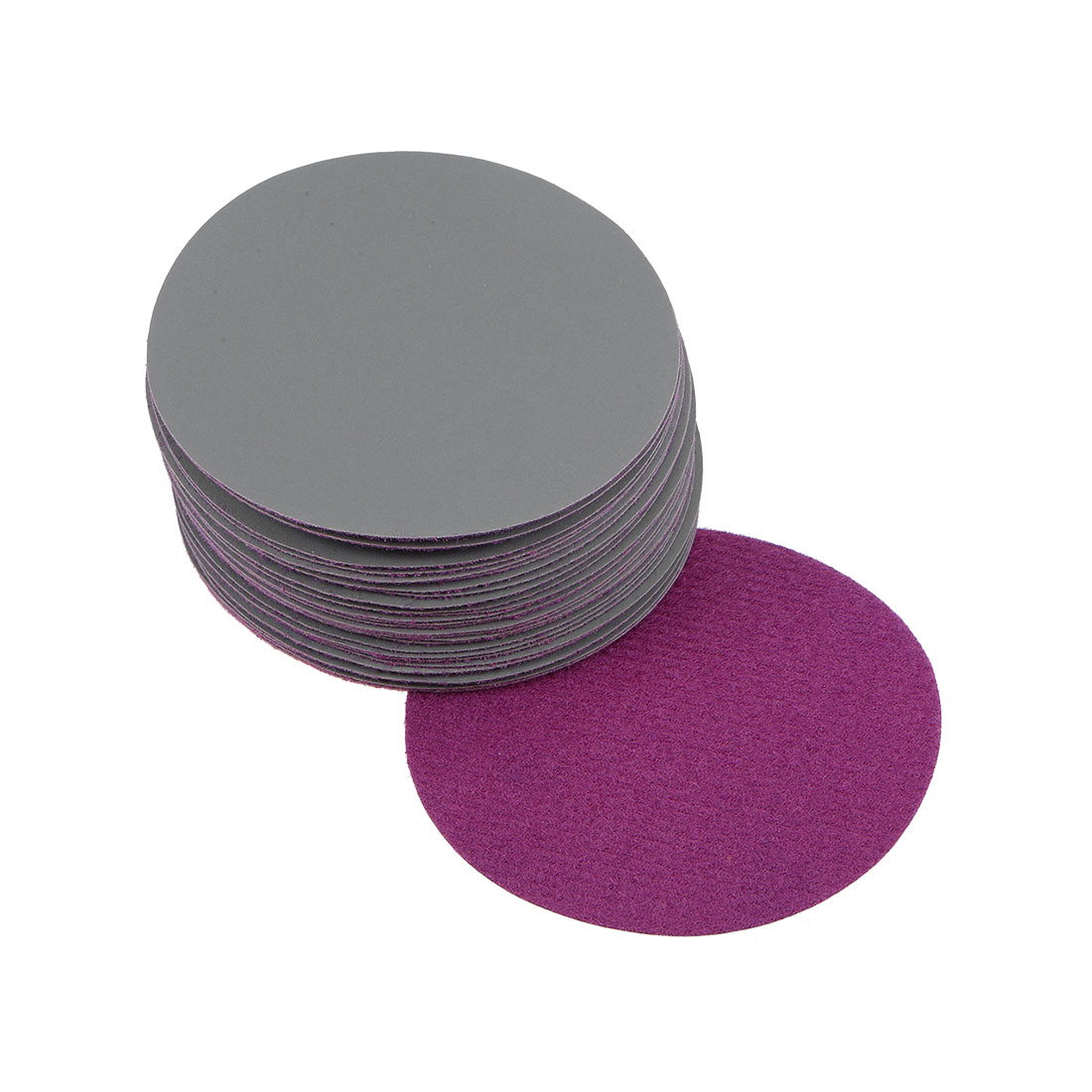 3 inch Wet Dry Discs 2000 Grit Hook and Loop Sanding Disc Silicon Carbide 30pcs