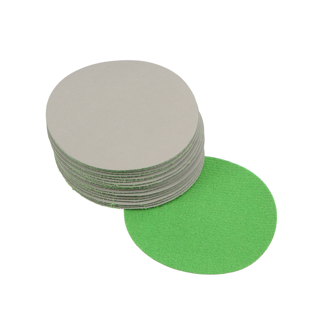 3 inch Wet Dry Discs 3000 Grit Hook and Loop Sanding Disc Silicon Carbide 20pcs