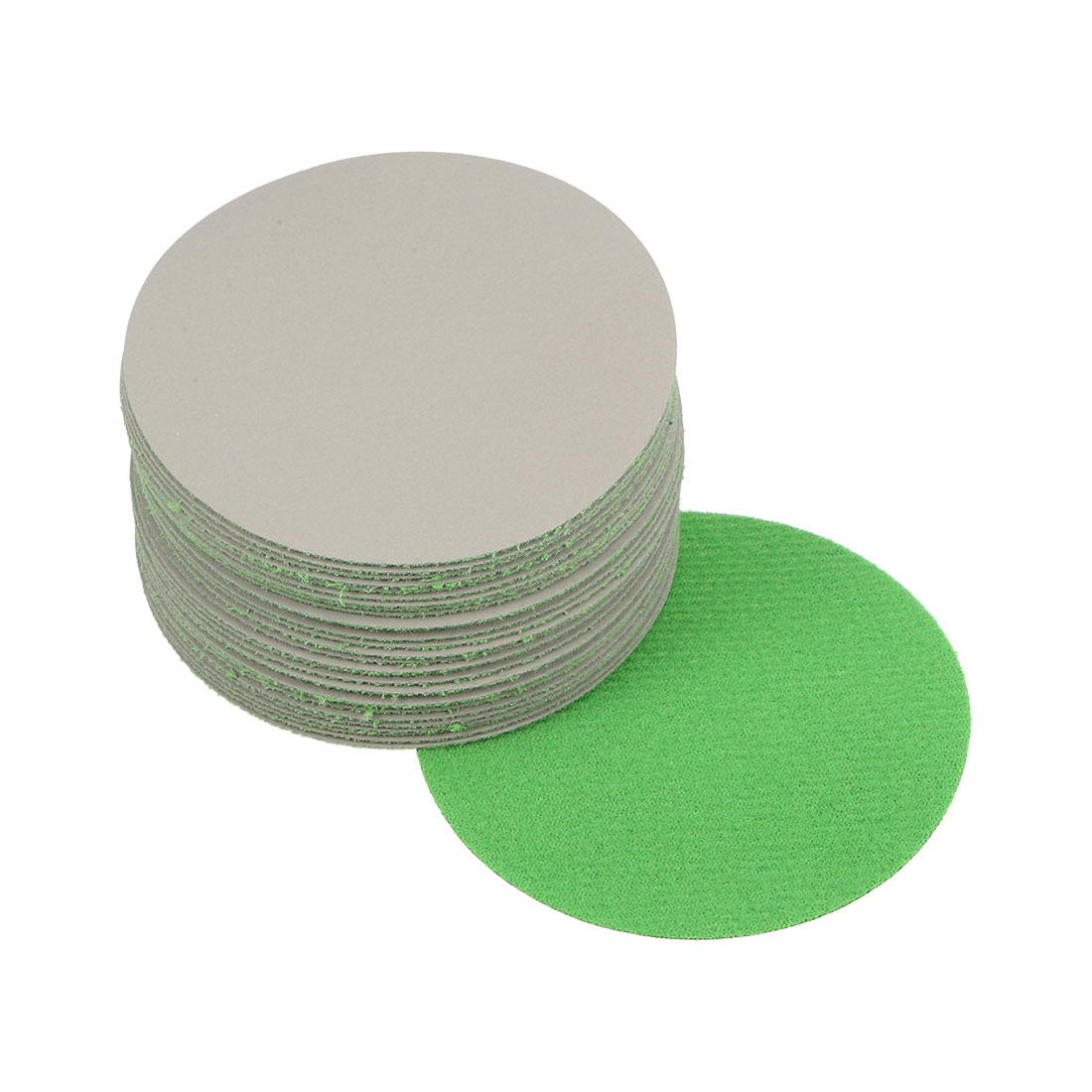 3 inch Wet Dry Discs 3000 Grit Hook and Loop Sanding Disc Silicon Carbide 30pcs