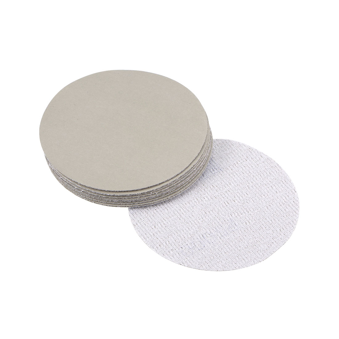 3 inch Wet Dry Discs 5000 Grit Hook and Loop Sanding Disc Silicon Carbide 10pcs