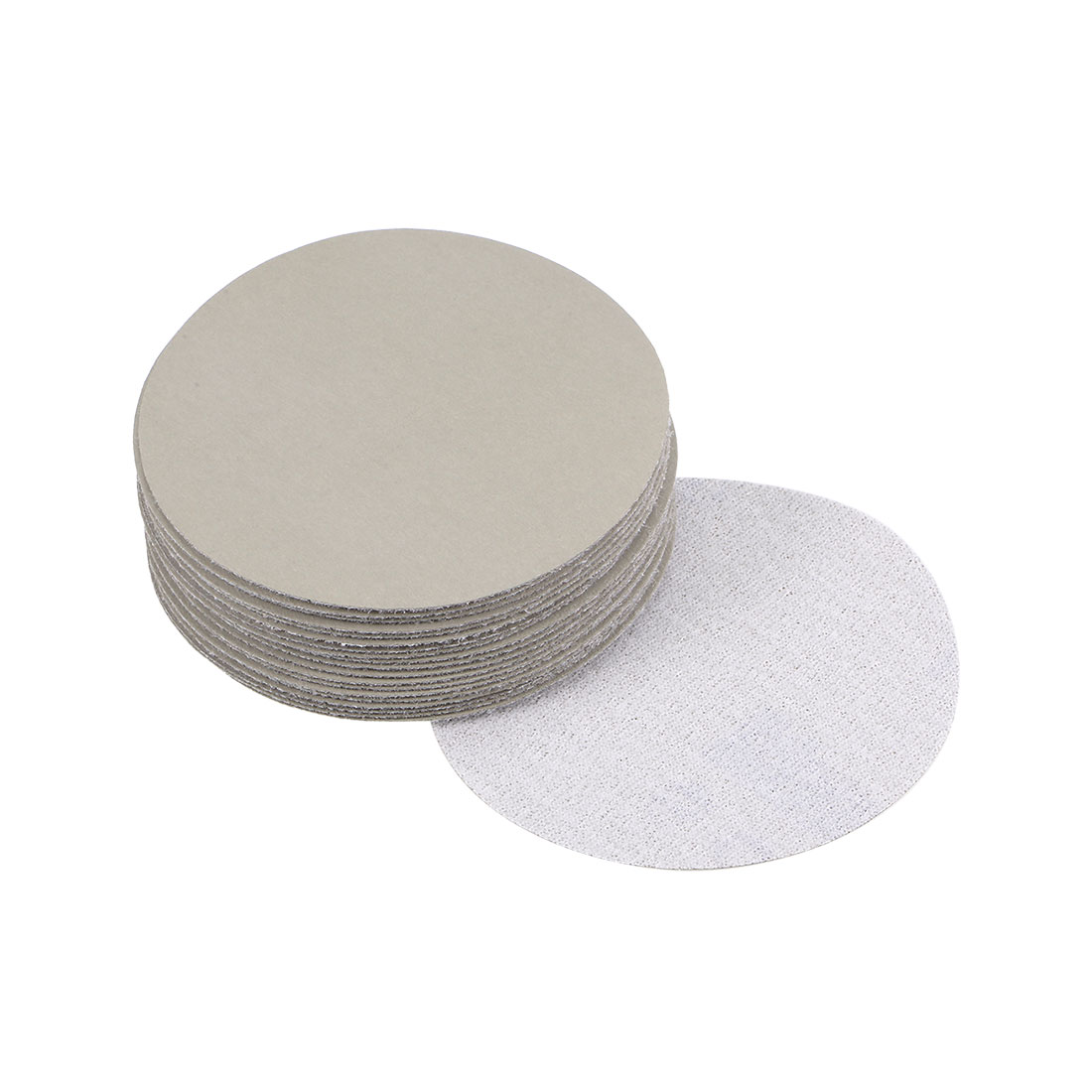 3 inch Wet Dry Discs 5000 Grit Hook and Loop Sanding Disc Silicon Carbide 20pcs