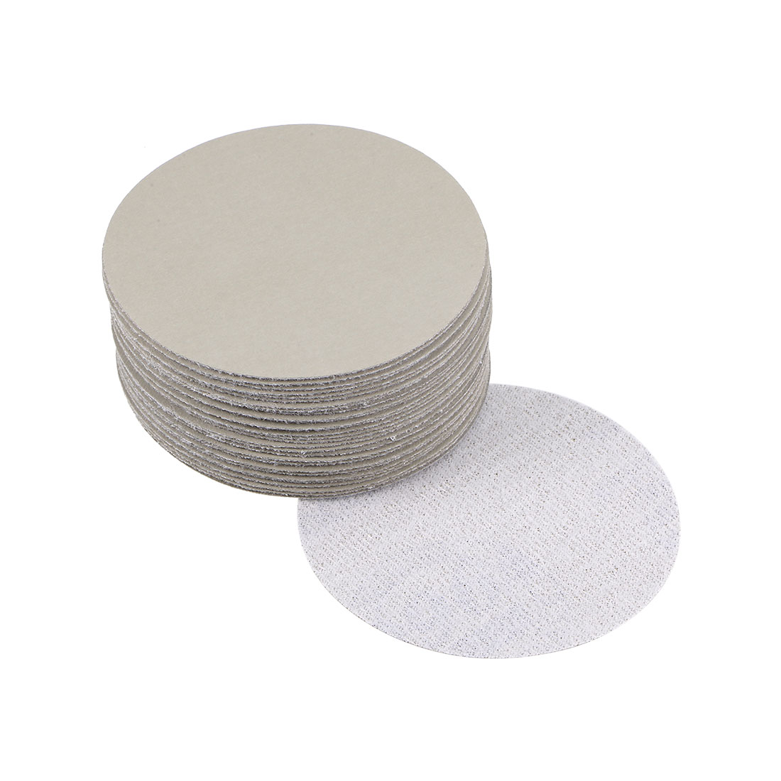 3 inch Wet Dry Discs 5000 Grit Hook and Loop Sanding Disc Silicon Carbide 30pcs