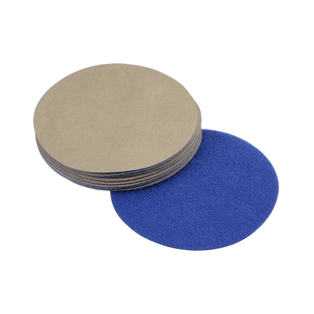 3 inch Wet Dry Discs 7000 Grit Hook and Loop Sanding Disc Silicon Carbide 10pcs