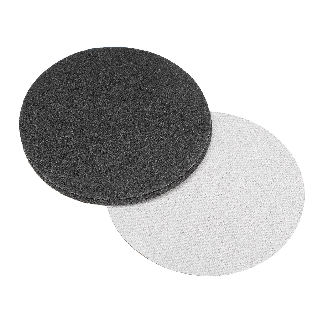 5 inch Wet Dry Discs 80 Grit Hook and Loop Sanding Disc Silicon Carbide 3pcs