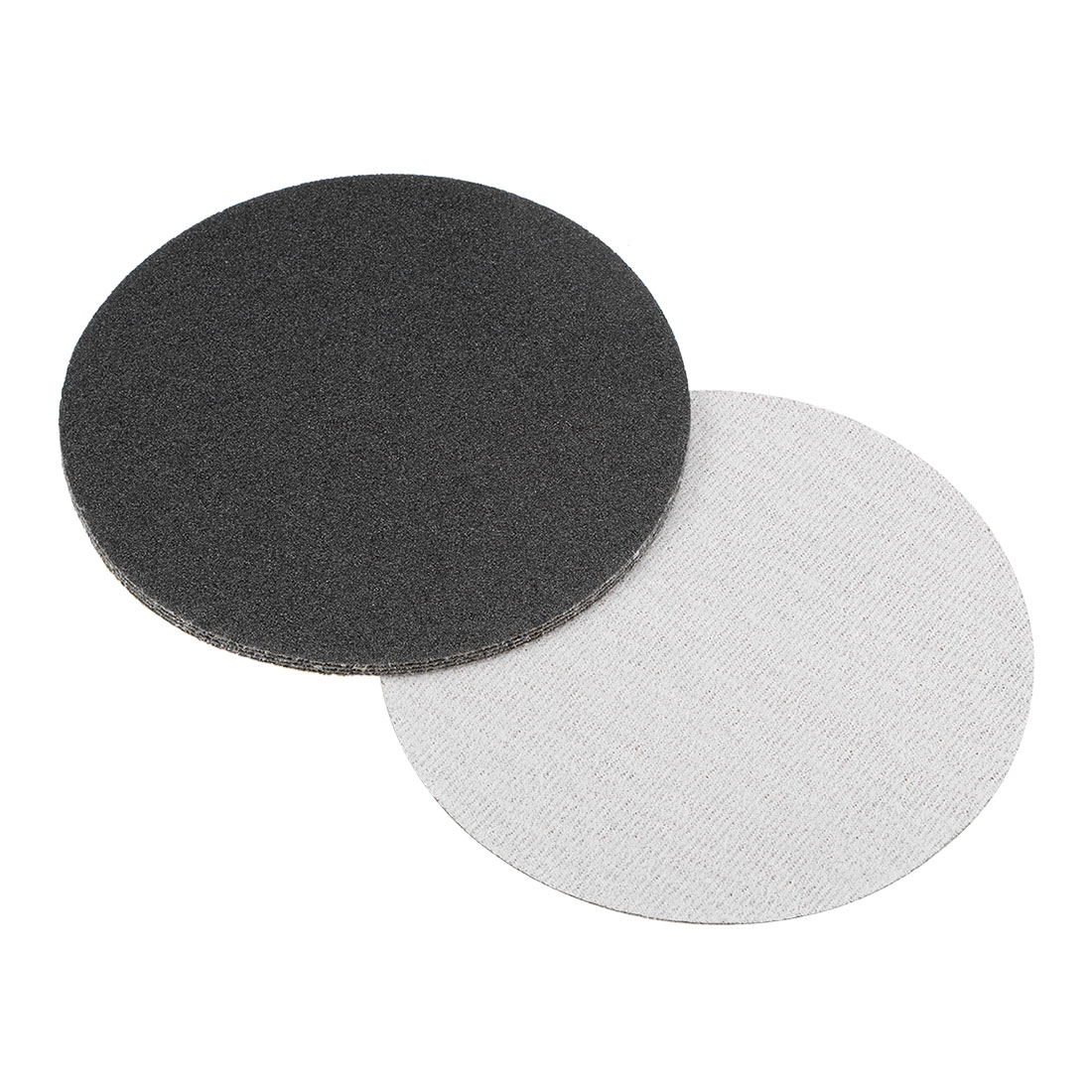5 inch Wet Dry Discs 80 Grit Hook and Loop Sanding Disc Silicon Carbide 5pcs