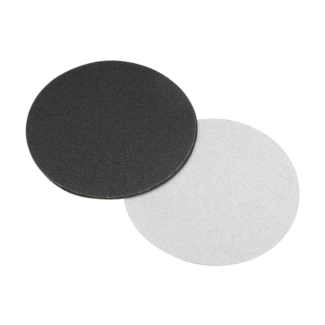 5 inch Wet Dry Discs 100 Grit Hook and Loop Sanding Disc Silicon Carbide 3pcs