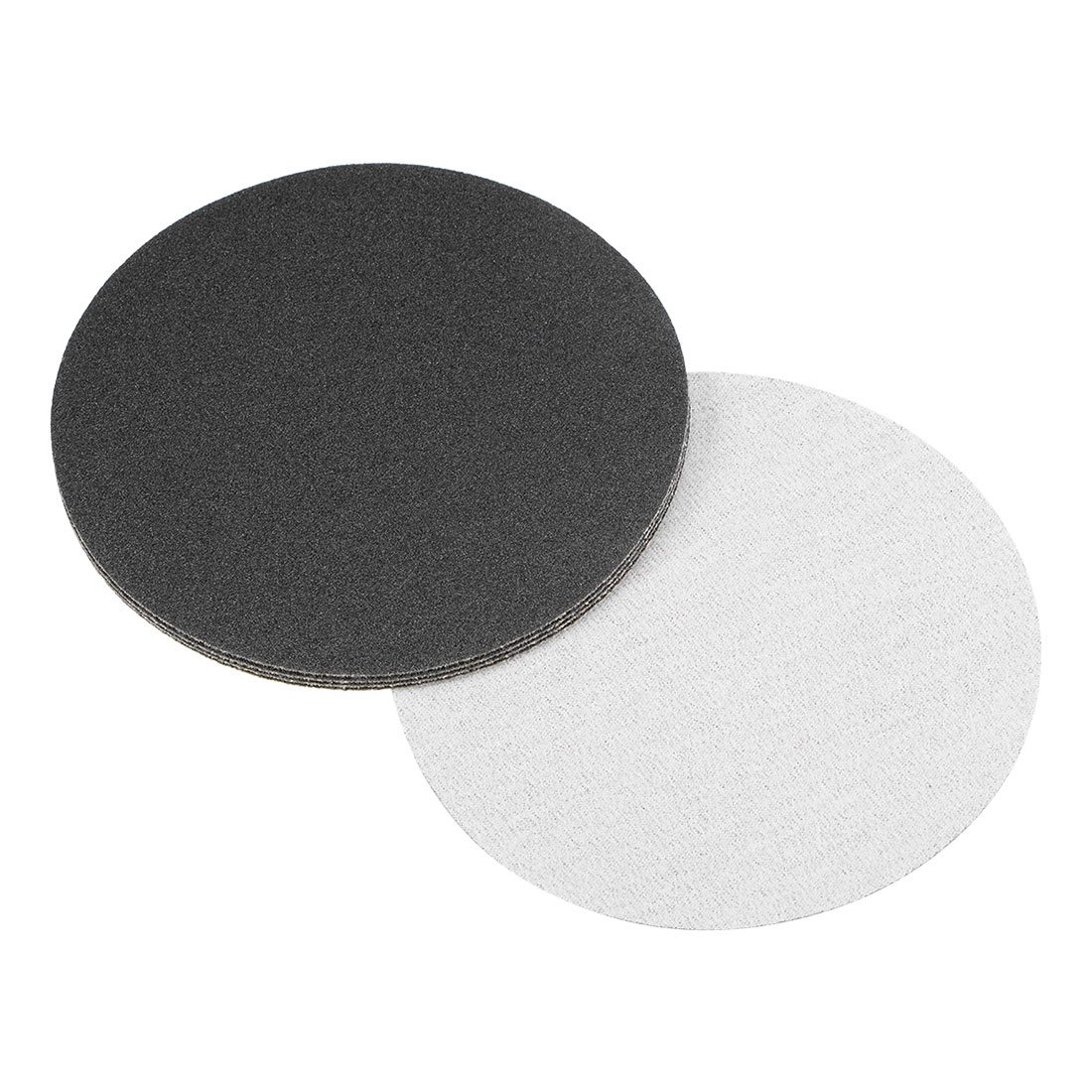 5 inch Wet Dry Discs 100 Grit Hook and Loop Sanding Disc Silicon Carbide 5pcs