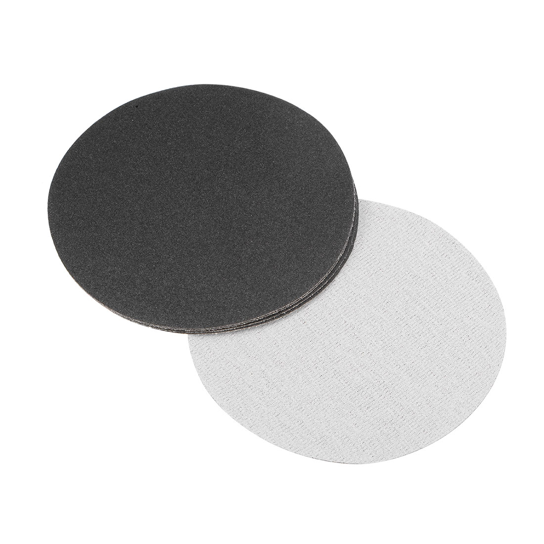 5 inch Wet Dry Discs 180 Grit Hook and Loop Sanding Disc Silicon Carbide 5pcs