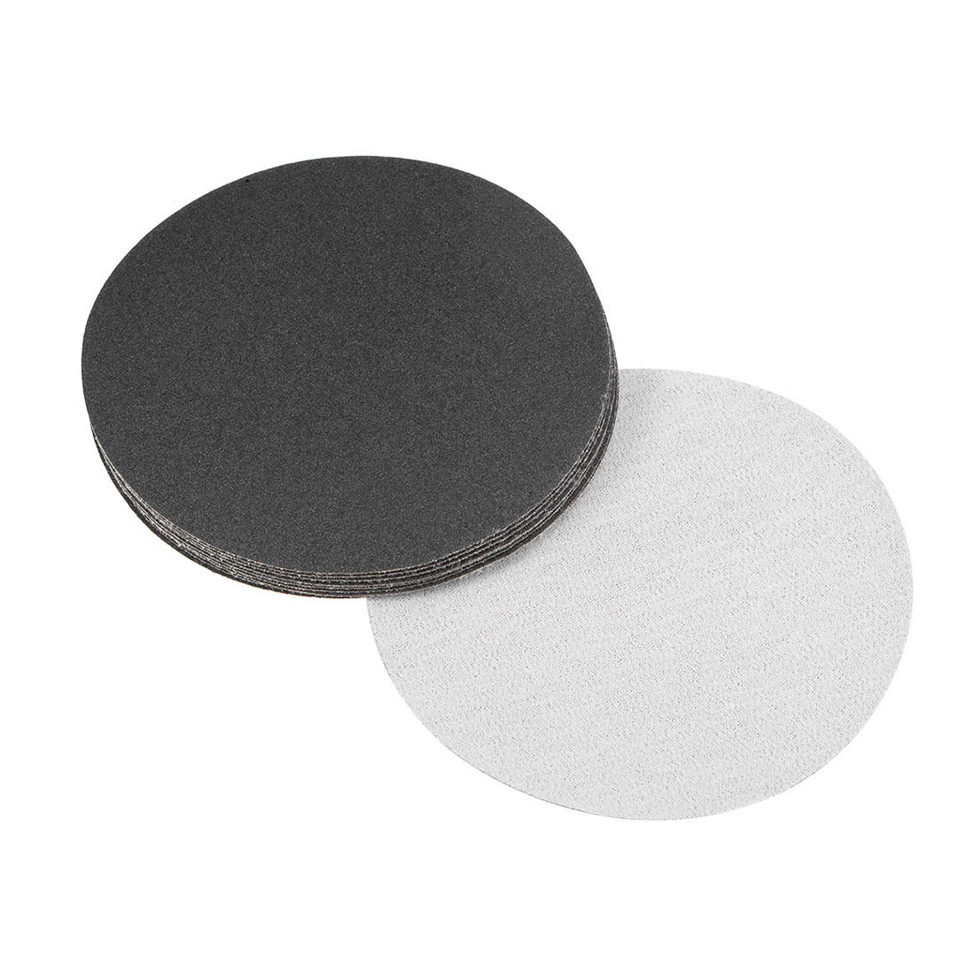 5 inch Wet Dry Discs 180 Grit Hook and Loop Sanding Disc Silicon Carbide 10pcs