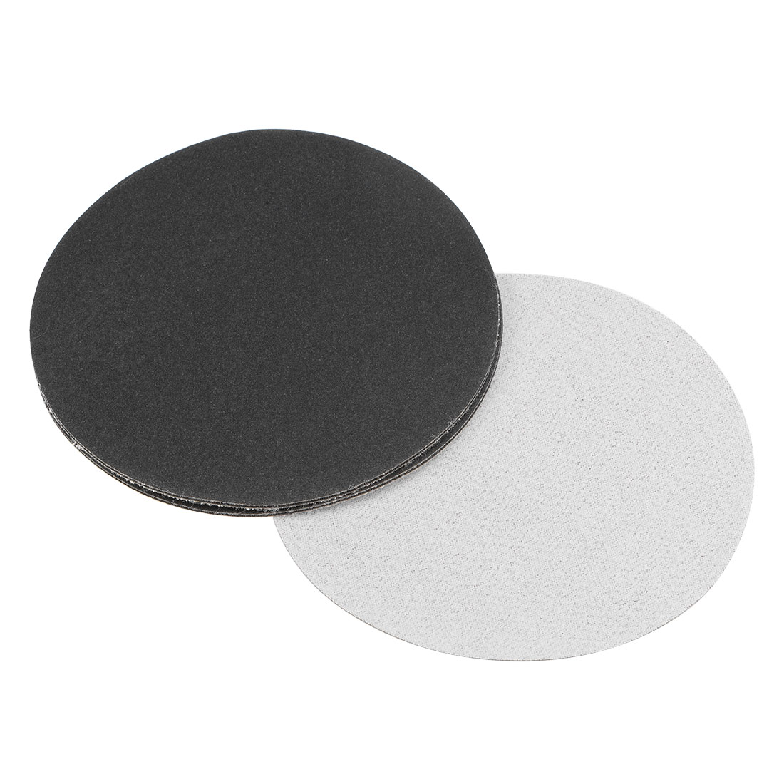 5 inch Wet Dry Discs 240 Grit Hook and Loop Sanding Disc Silicon Carbide 5pcs