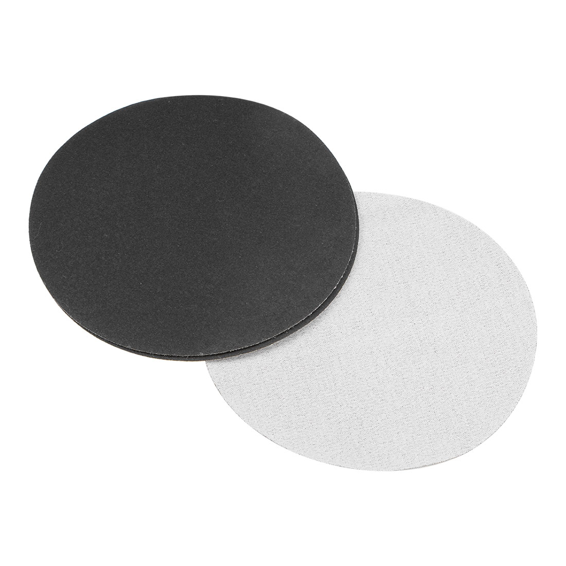 5 inch Wet Dry Discs 320 Grit Hook and Loop Sanding Disc Silicon Carbide 3pcs