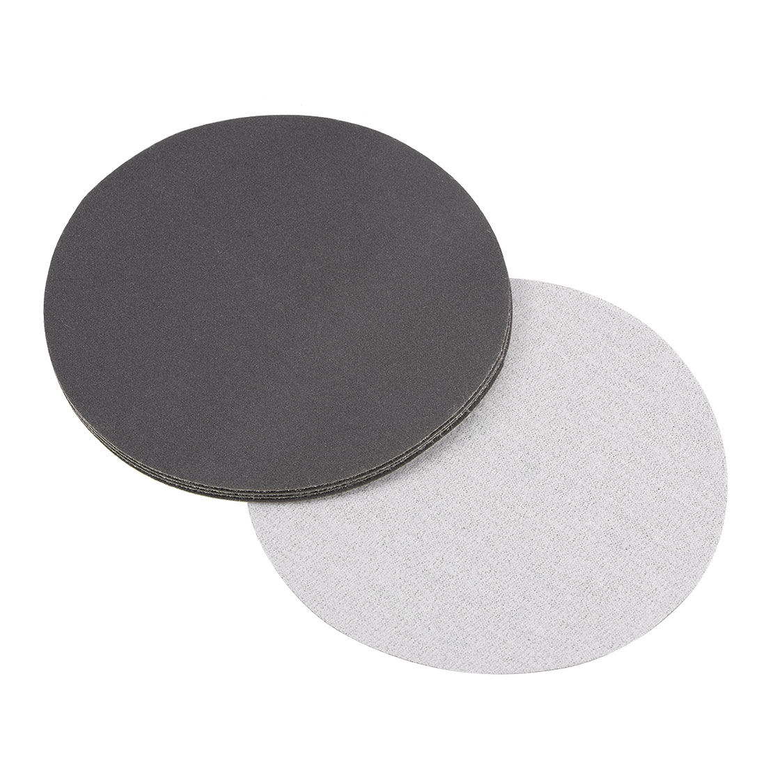 5 inch Wet Dry Discs 400 Grit Hook and Loop Sanding Disc Silicon Carbide 5pcs