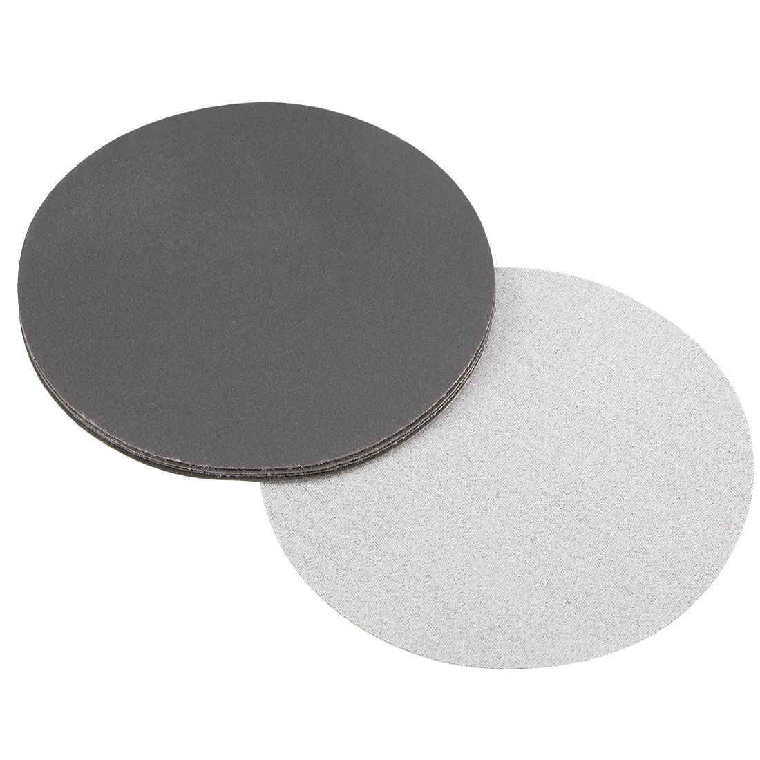 5 inch Wet Dry Discs 600 Grit Hook and Loop Sanding Disc Silicon Carbide 5pcs