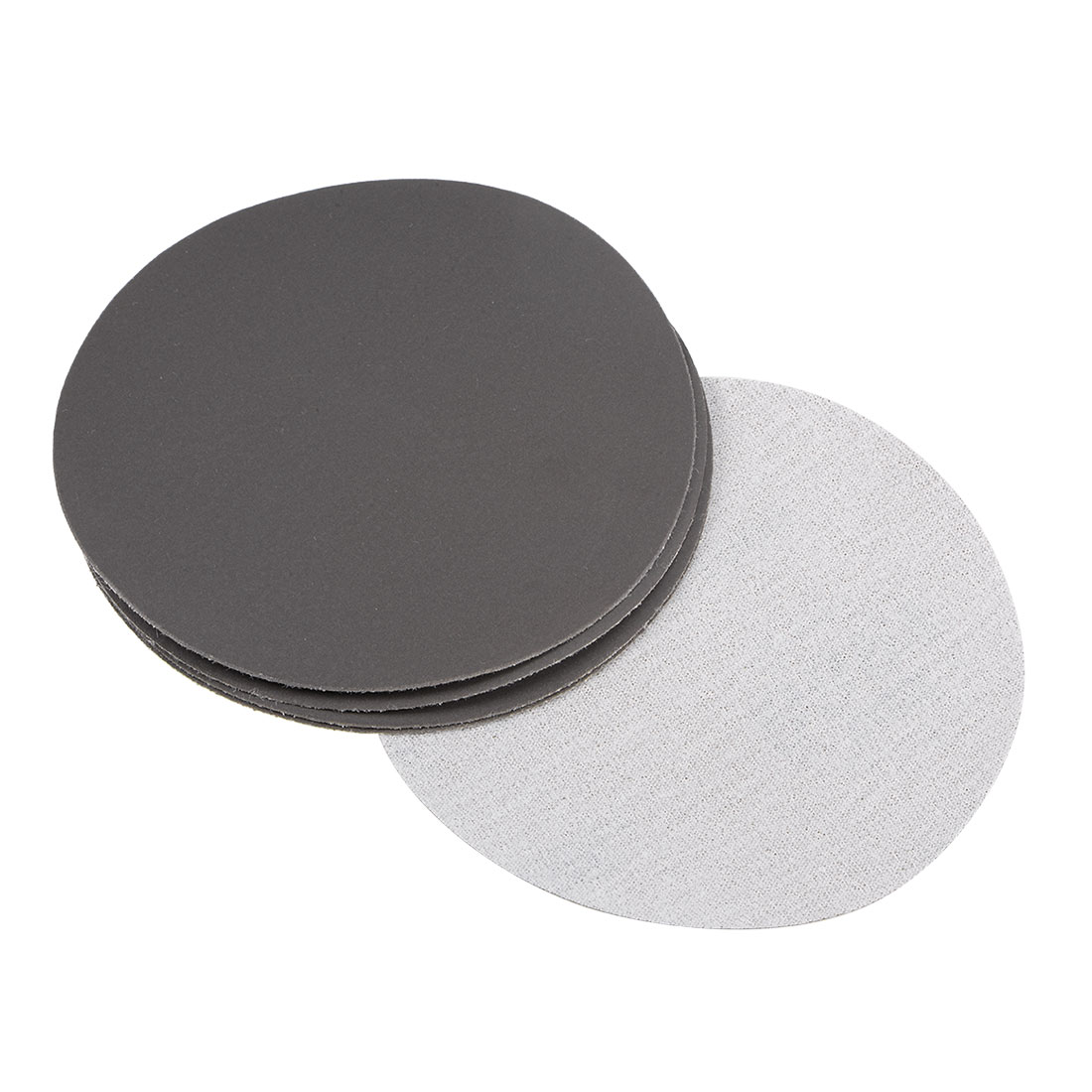 5 inch Wet Dry Discs 1000 Grit Hook and Loop Sanding Disc Silicon Carbide 5pcs