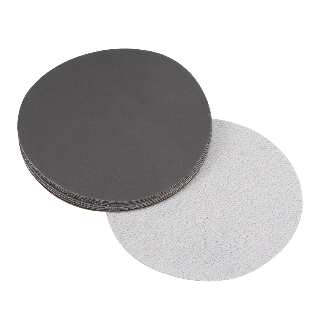 5 inch Wet Dry Discs 1000 Grit Hook and Loop Sanding Disc Silicon Carbide 10pcs