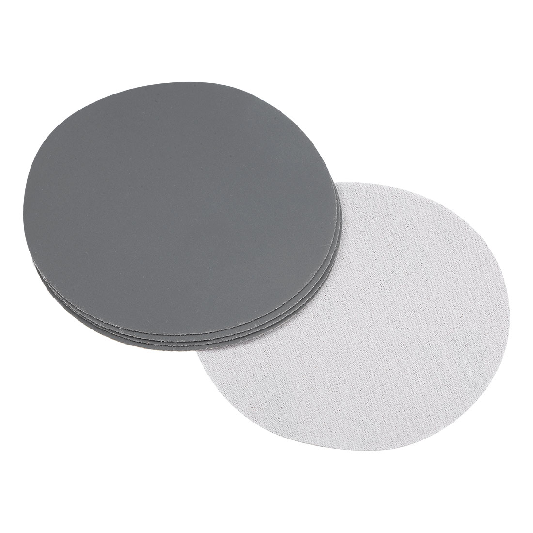 5 inch Wet Dry Discs 2500 Grit Hook and Loop Sanding Disc Silicon Carbide 5pcs