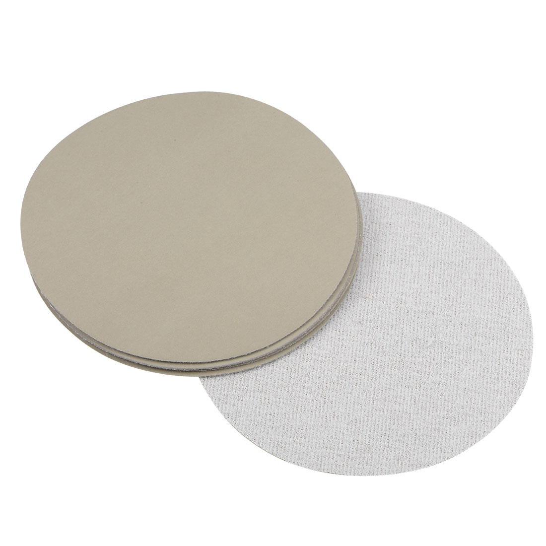 5 inch Wet Dry Discs 4000 Grit Hook and Loop Sanding Disc Silicon Carbide 5pcs