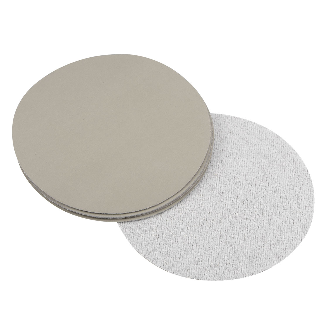 5 inch Wet Dry Discs 5000 Grit Hook and Loop Sanding Disc Silicon Carbide 5pcs