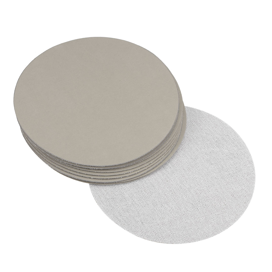 5 inch Wet Dry Discs 5000 Grit Hook and Loop Sanding Disc Silicon Carbide 10pcs