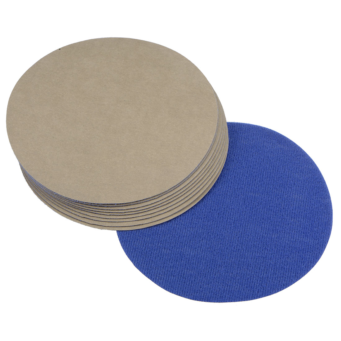 5 inch Wet Dry Discs 7000 Grit Hook and Loop Sanding Disc Silicon Carbide 10pcs