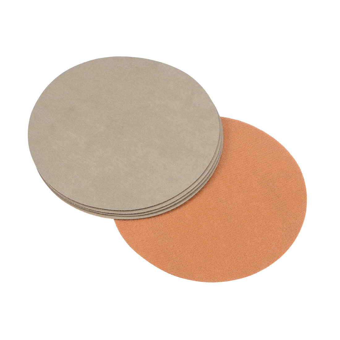 5 inch Wet Dry Discs 10000 Grit Hook and Loop Sanding Disc Silicon Carbide 5pcs