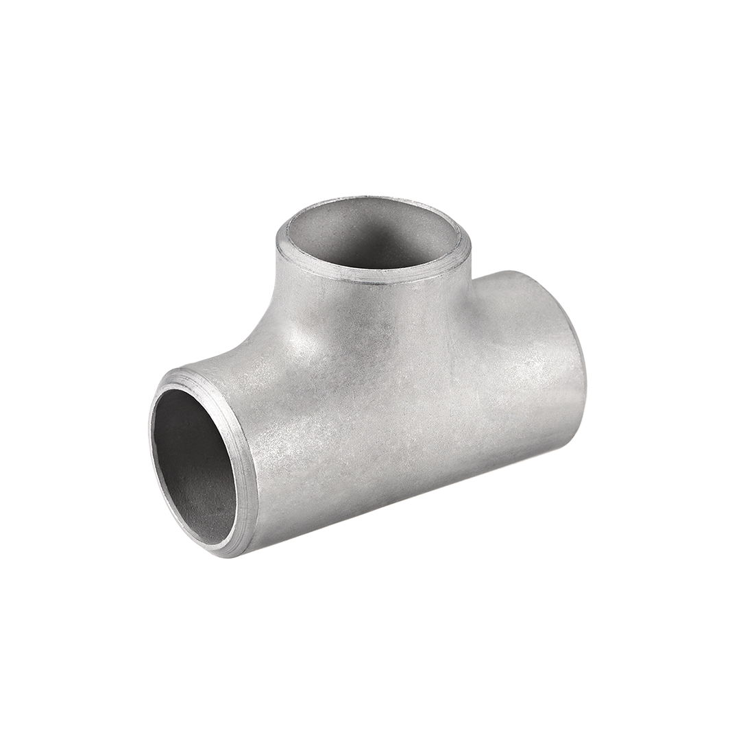 Stainless Steel 304 Pipe Fitting 27mmx29mmx27mm Tee Shaped Connector Coupler