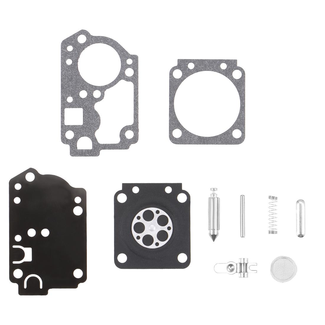 RB-168 Carburetor Rebuild Kit Gasket for Zmam Carburetor C1M-W44 3pcs