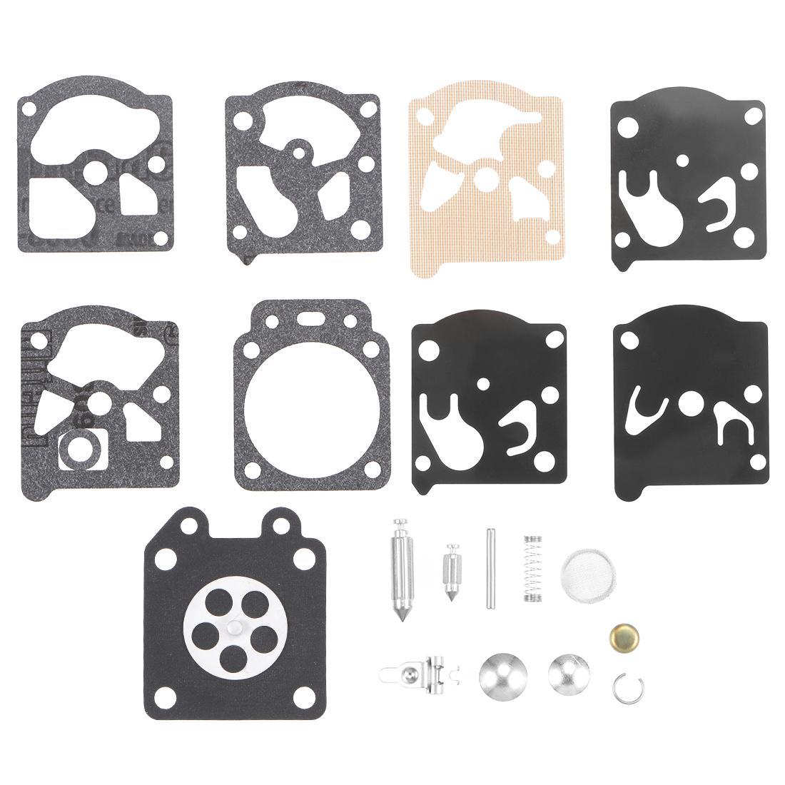 K24-WAT Carburetor Rebuild Kit Gasket for Walbro K24 WAT K24WAT WT973 2pcs