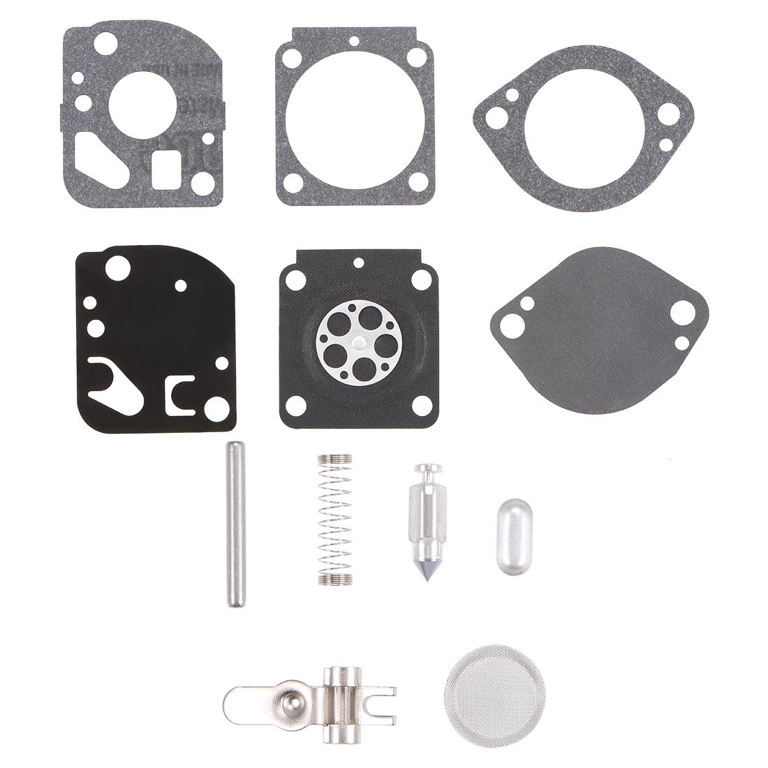 RB-165 Carburetor Rebuild Kit Gasket Diaphragm for RB-165 Engines Carb