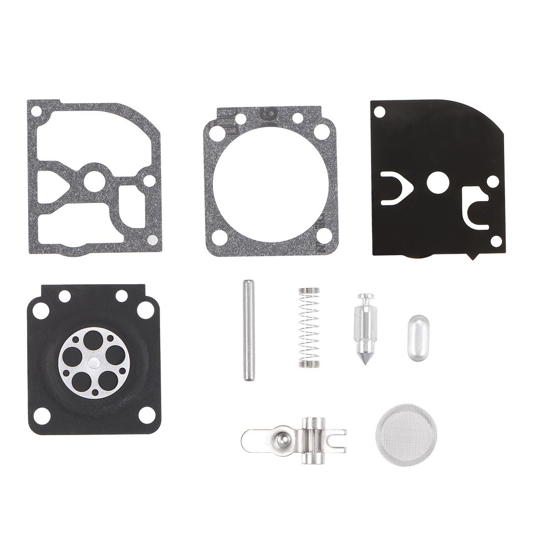 RB-145 Carburetor Rebuild Kit Gasket Diaphragm for RB-145 Carburetor Carb 3pcs