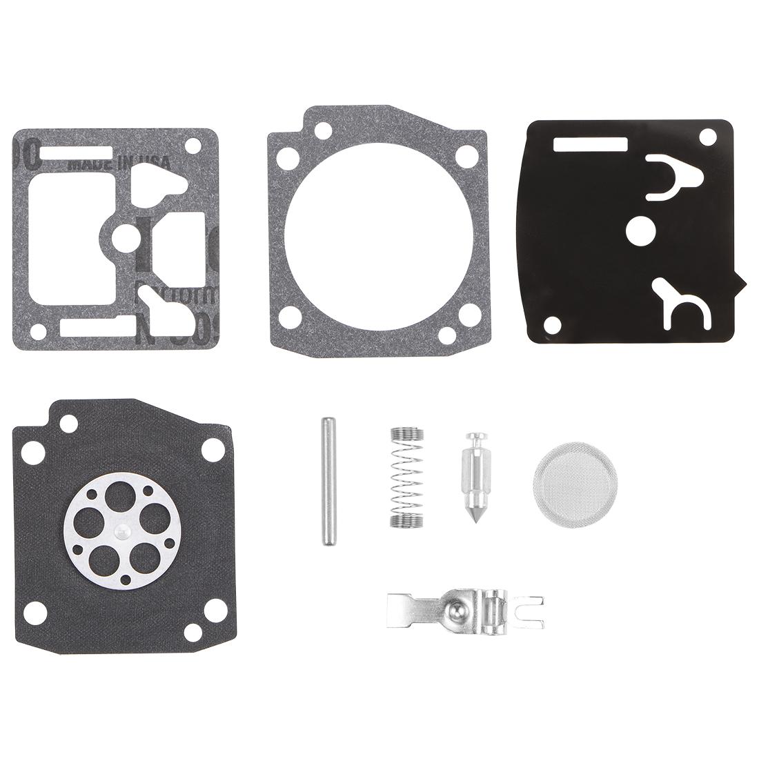 MS361 Carburetor Rebuild Kit Gasket Diaphragm for K10-HD Engines Carb